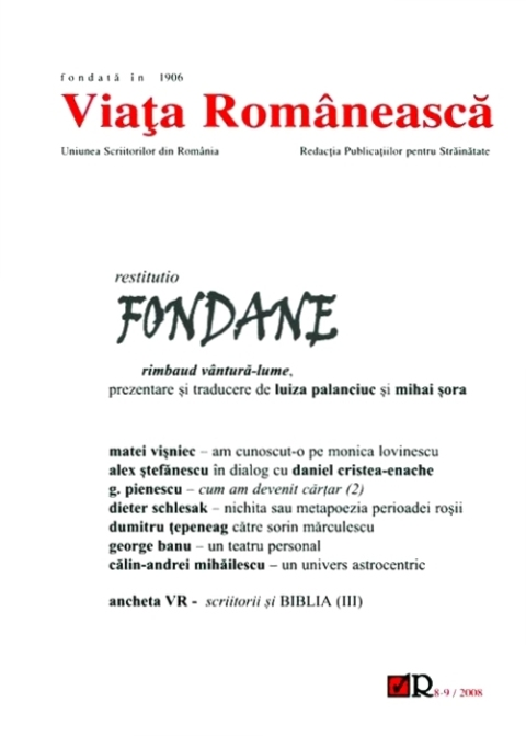 couverture_Viata_Romaneasca_2008