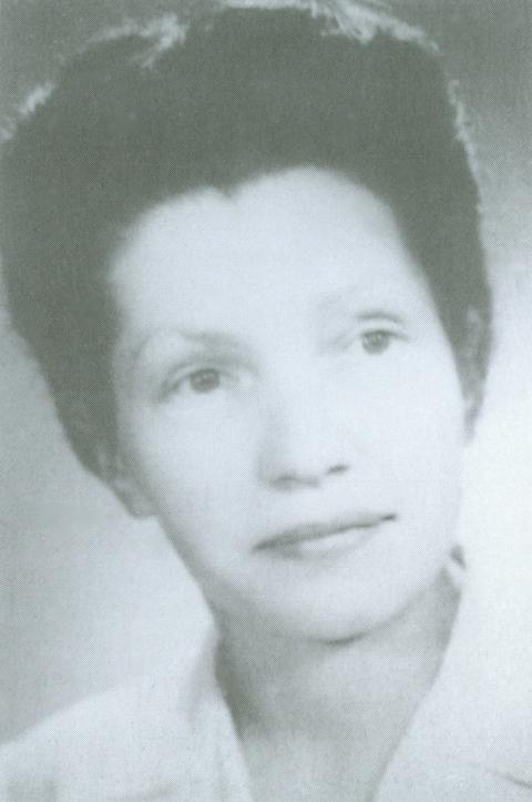 Geneviève Fondane | 1904 - 1954 |