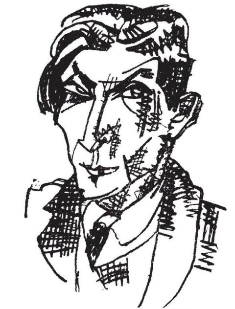 Marcel IANCU | Fundoianu | 1925