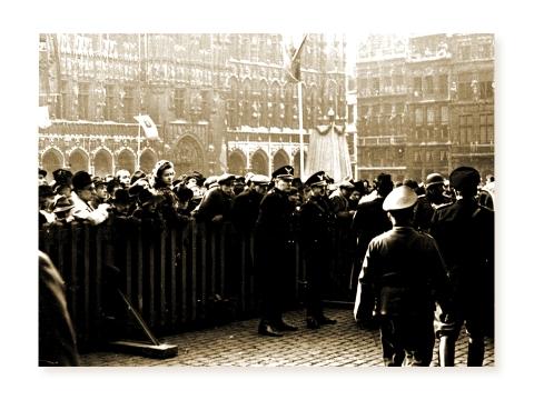 Occupation allemande de Bruxelles (1940-1945)